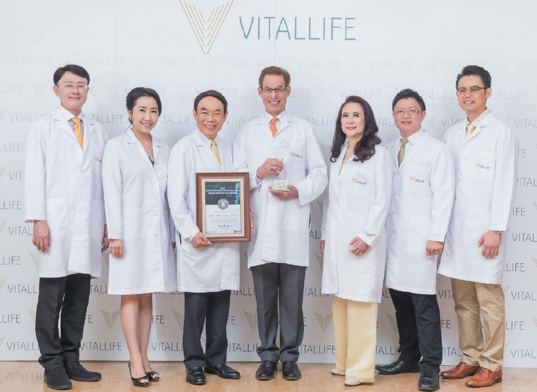 Advanced treatments and cutting-edge medicine for disease prevention, health optimization and rejuvenation - VitalLife Scientific Wellness Center